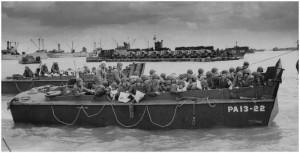 LCVP (Higgins Boat)