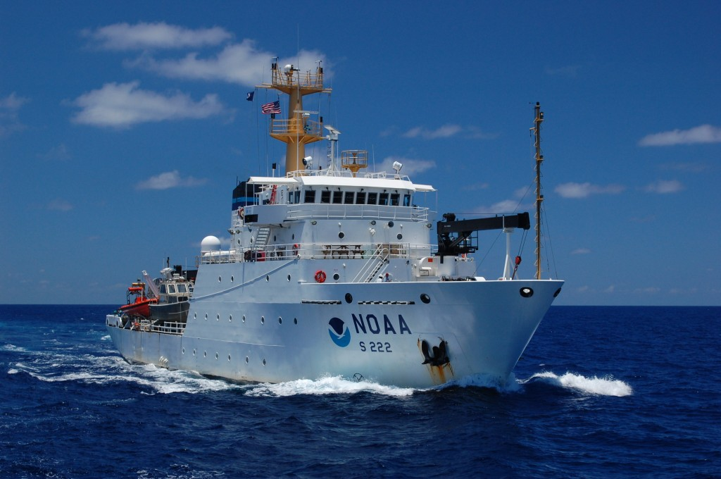 NOAA Thomas Jefferson